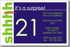 printable surprise party invitation archives