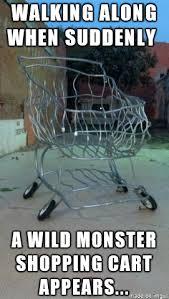 Shopping Cart Meme - monster shopping cart meme on imgur