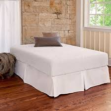 Twin Bed Frame With Mattress Night Therapy Memory Foam 8 Inch Pressure Relief Twin Mattress