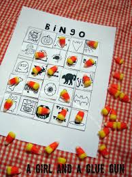 Halloween Bingo Free Printable Cards by 100 Halloween Games Bingo Halloween Minute To Win It Games
