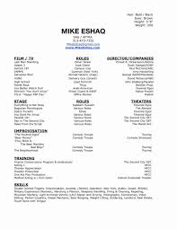 resume templates word accountant trailers movie previews template film resume template templates best e film resume template