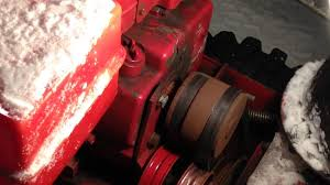 how to tighten a loose snow blower belt toro tutorial youtube