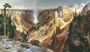 we a painter to thank for yellowstone