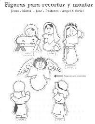 jezus is geboren knutselen met kleuter nativity for preschool