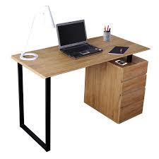 Large L Shaped Desk Furniture U0026 Rug Techni Mobili Graphite U0026 Frosted Glass L Shaped