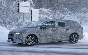 renault megane sport 2016 2017 renault megane sport tourer spied testing for the first time
