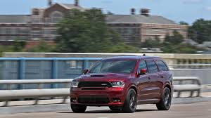 2018 dodge crossover 2018 dodge durango srt 0 60 mph 4 7 sec 8 speed automatic with