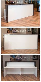 Stand Up Reception Desk by First Impressions Reception Desk Series Aspire Design Furniture