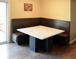 Kitchen Nook Furniture Set Furniture Kitchen Corner Bench Seating Round Breakfast Nook