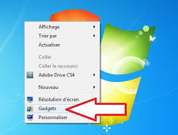 afficher bureau windows 7 comment installer la météo sur bureau windows 7