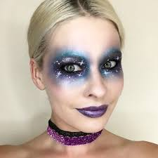 85 best halloween makeup ideas on instagram in 2017 glamour