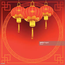 new year backdrop lanterns on a new year backdrop vector getty images