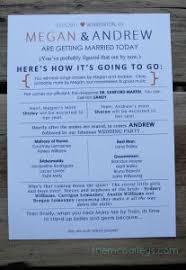 Diy Wedding Programs Diy Wedding Programs The Mcbaileys