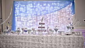 Winter Wonderland Themed Decorating - winter wonderland party ideas holiday wedding and prom