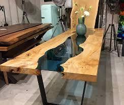 Esszimmertisch Naturkante Holzwerk Hamburg Designertische Aus Massivholz