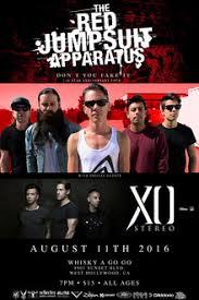 jumpsuit apparatus tour the jumpsuit apparatus tickets tour dates 2018 concerts