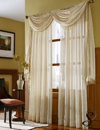 Sheer Curtains With Valance Cover You Window By Window Valances Darbylanefurniture