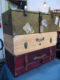 Dresser Diy Vintage Luggage Dresser Drawers Diy With Tanya Memme As Seen On