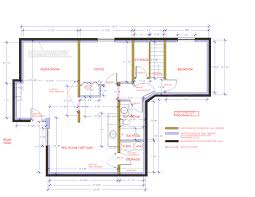 layout basement supporting wall header increase home