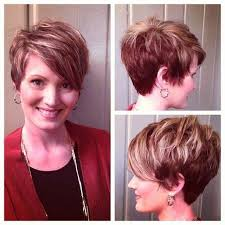 front and back view of short haircuts short haircuts for bangs women short hairstyle ideas picmia