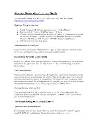 Database Administrator Resume Sample by System Administrator Resume Templates Jpg
