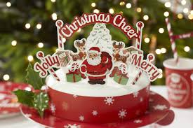 Christmas Cakes And Decorations by Christmas Cakes U0026 Baking Gallery Pink Frosting Party Ideas