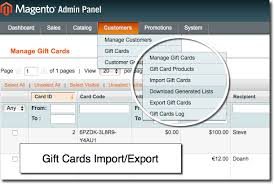 gift card system magento gift card magento gift certificate voucher extension