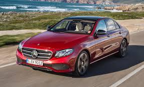 car mercedes 2017 2017 mercedes benz e class first drive u2013 review u2013 car and driver