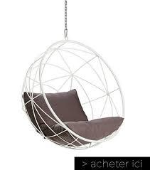 siege boule suspendu fauteuil suspendu guide d achat pas cher extérieur intérieur