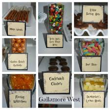 where to buy harry potter candy gallamore west harry potter birthday party