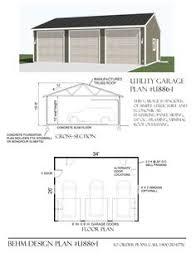 3 Car Garage Plans Garage Dimensions Google Search Andrew Garage Pinterest