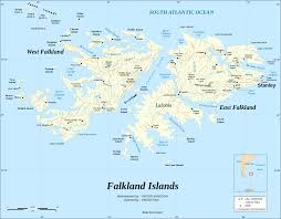 Central America And Caribbean Map Quiz by History Of The Falkland Islands Wikipedia