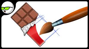chocolate emoji emoji barra de chocolate como desenhar emoji arte 22