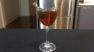 manhattan drink how to make a manhattan u2014 cocktail chemistry