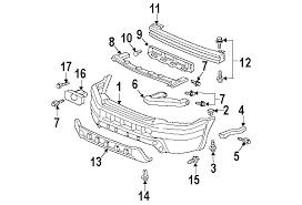 honda pilot bumper parts com honda front bumper bumper and components bumper cover
