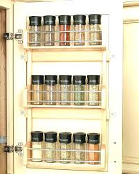 kitchen cabinet shelving ideas top delightful organizer spice rack pull plans sliding spice