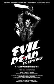 evil dead in concert live to film ace hotel downtown los
