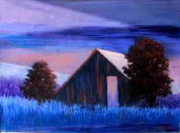 halloween barn background value schemes stafford artworks