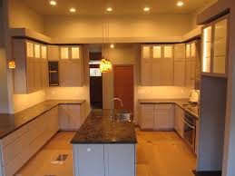 kitchen cabinet soffit lighting space above soffit in kitchen