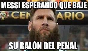 Memes Sobre Messi - sin piedad los mejores memes del penal perdido de lionel messi