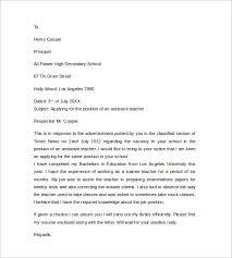 instructional assistant cover letter sample cover letter for
