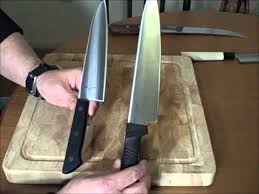 top ten kitchen knives best kitchen knives the 5 basic culinary knife grinds youtube