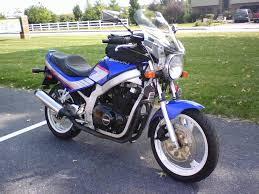 1991 suzuki gs 500 e moto zombdrive com