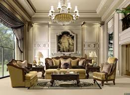 Modern Classic Furniture Traditional Sofa Set Formal Living Room Furniture Hd 1713