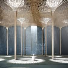 mosque design dezeen