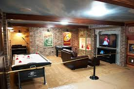 Small Basement Ideas On A Budget Unfinished Basement Ideas Furniture New Home Design About