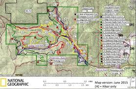 jacksonville forest park trail map