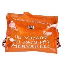 Beach Transparent by Online Buy Wholesale Orange Beach Bags From China Orange Beach