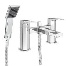 prism modern bath shower mixer tap shower kit at victorian