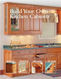 how to make your own superb build your own kitchen cabinets